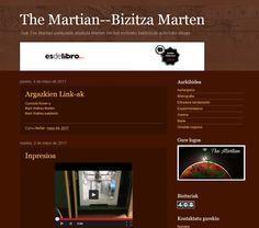 MENCIÓN --- Bizitza Marten? -  Equipo The Martian (Ander Urteaga y Beñat Yáñez). Lauro Ikastola (Loiu, Bizkaia). DBH-ko 3. maila. Coordinado por Ohiane Uriarte Arrazoak Maila, The Martian, Mars
