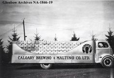 Calgary Brewing & Malting Co. O Canada, Calgary, Brewery, Big Ben, Retro Vintage, Nostalgia, City, Travel, Viajes