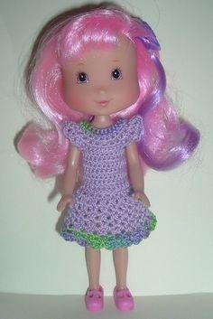 crocheting for dolls