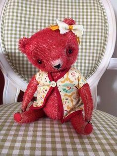Jennifer Murphy OOAK Mohair Teddy Bear