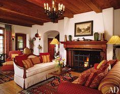 Living Room in Ontario, Canada
