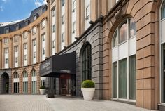 Le Méridien Brussels | 5 star hotel in Brussels