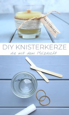 Diy Craft Projects, Diy And Crafts, Wicks Diy, Candle Making, Creative Gifts, Presents, Place Card Holders, Tricks, Candles