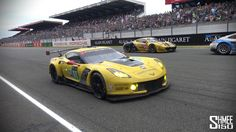 Le Mans 24 Hours 2015 with Corvette Racing - GTE Pro Class Winners ...