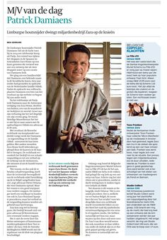 Zara Home, House Doors, Belgium, Hand Carved, Interview, Carving, Van, Wood, Style