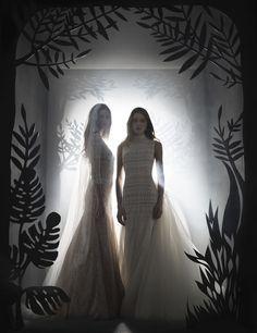 Wedding dresses CONTEMPORARY PRINCESS DIORAMA Fall 2016 Collection - Fall Wedding Dresses, Formal Dresses, Ersa Atelier, Contemporary Dresses, Handfasting, Light And Shadow, Fall 2016, Wedding Styles, One Shoulder Wedding Dress