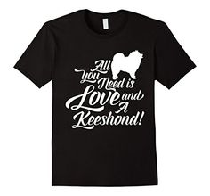This T-Shirt for who love Keeshond Dogs #Keeshond #Keeshonddogs #Keeshondt-shirts #DogsT-shirt #Tshirts
