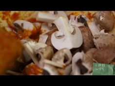YouTube Stuffed Mushrooms, Meat, Chicken, Vegetables, Youtube, Food, Stuff Mushrooms, Essen, Vegetable Recipes