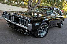 1968 Mercury Cougar 351W 4 Speed.