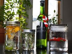 Make Your Own Infused Vodka