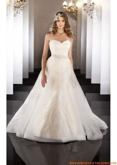 Martina Liana gown available at Gabrielle's Bridal Atelier 408.370.4999