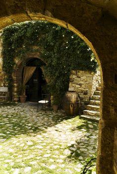Castello di Vicarello, Grosseto Tuscany