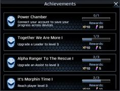 power rangers legacy wars how to farm power crystals