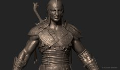 Interview with character artist, Mohamed Abdelfatah (page 1 of 2 ...