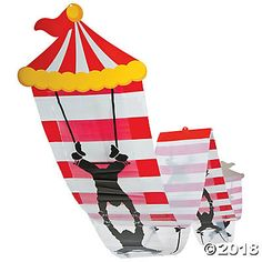 Party ideas circus adult