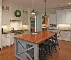 38 Great Kitchen Island Ideas_34