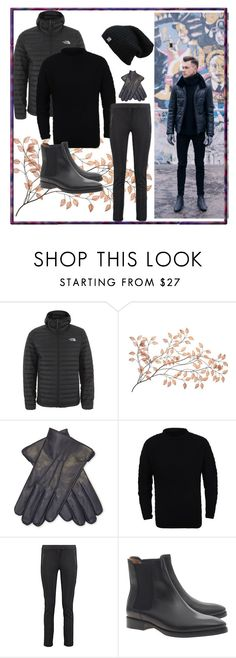"""""""Dark Tones Style"""" by harper777 ❤ liked on Polyvore featuring The North Face, Amicale, Acne Studios, women's clothing, women's fashion, women, female, woman, misses and juniors"""