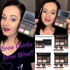 March 1st..... New Month...... Spring....... New gooodies being launched! I received my first package of new items yesterday afternoon and can't wait to share them with you! The first one I got to try this morning? Check out our new Brow Obsession palette! It is Magnificent!! There are 3 shades available- Blonde, Brunette, Dark Brunette/Black😍. www.radiantlyravishing.com