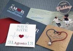 Como elegir las invitaciones de boda – Mil ideas, mil eventos