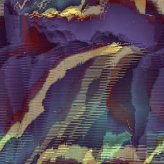 A Yearlong Glitch-A-Day Project by Phillip Stearns on his blog Year of the Glitch. image: Twice Databent GIF.