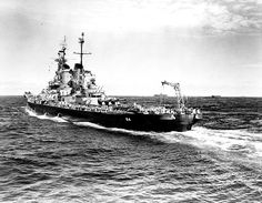 pacific fleet wwii | USS Wisconsin BB-64 seen in the Pacific in late 1944 or early 1945