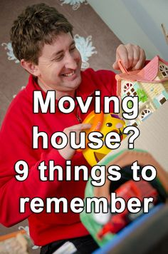 here are the top 9 things people overlook or forget to do when moving house