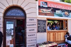 Kalk Bay Olympia Cafe