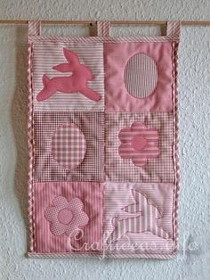 Cute easy ester quilt pattern.
