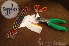 DIY Hack: Coil Clips for your Planner - This Moms View