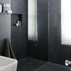 22 best bathrooms with black tiles images | black tiles