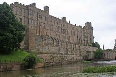 What a neat place to visit. Warwick Castle in England. Medeival dating back 1000 yrs. If buildings could talk!!