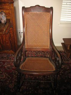 Antique Rocking Chairs | Antique Lincoln Rocking Chair | Instappraisal