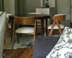 Compass dining chairs