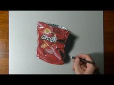 This is unbelievable. Seriously. Spend 4 minutes of your life watching this person draw realistically.