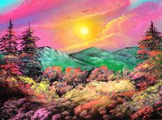 Visit http://airbrushpaintingsecrets.com and fill in the form on that page with your email, you will get the full length free video of this #BobRoss #painting plus a video on how to mix your #paints to do these #airbrush/#spraypaint art techniques. Watch this video clip at https://www.youtube.com/watch?v=-clwb252R6E