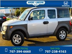 2003 Honda Element Ex Avery Greene Honda Honda Element Honda 2013 Kawasaki Ninja 300