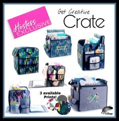 Get Creative Thirty-One www.c Get Wicked Bags