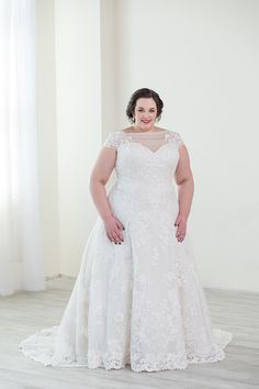 78 Amazing Plus Size Wedding Gowns images in 2019 | Plus size ...