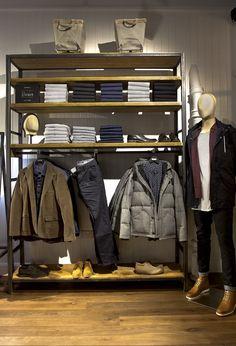 Industrie Store #Interior #Design #Retail