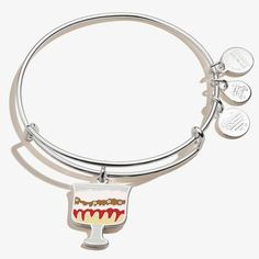 Shop the Friends TV Show Thanksgiving Turkey Charm Bangle at ALEX AND ANI. Free standard shipping on all US orders. Eco-conscious, nickel-free.