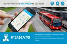 Navigate with BusMaps CR in your bus travels. Search for your bus terminals, stops and bus routes for an easier trip free of headaches.BusMaps CR covers all the major Costa Rican cities. This app will help you plan your trip, know where to take the bus and even where to transfer to another bus.