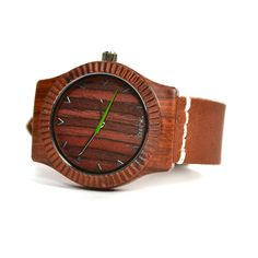 Tmbr. Unisex Rosewood Watch