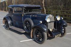 Sunbeam Sixteen Folding-head (Doctors) Coupe 1930