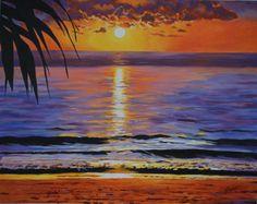 Hawaii sunset | Hawaii+Sunset+++++40x32.jpg
