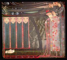 Margaret MacDonald Mackintosh - Opera of the Seas - Margaret MacDonald Mackintosh — Wikipédia