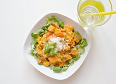 Gesundes und einfaches Süßkartoffel Risotto. :-)