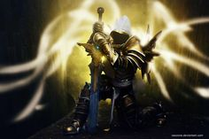 Tyrael (Diablo III) Cosplay by Crimson