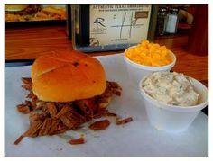 Exploring Orlando: Local Eats in Winter Park ~ 4 Rivers Smokehouse