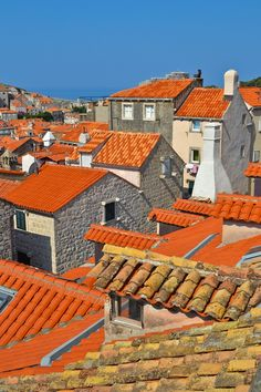 Dubrovnik, Croatia: A walk along the City Walls is a must-do while in Dubrovnik for the best view of the Old Town's red-tiled rooftops. In the summer months, go early in the morning or just before sunset to avoid the mid-day cruise ship crowds.