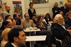 Presentazione da Fandango Incontro a Roma. (Foto di Francesco Mileto.)